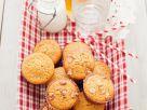 Kürbismuffins mit Apfel Rezept